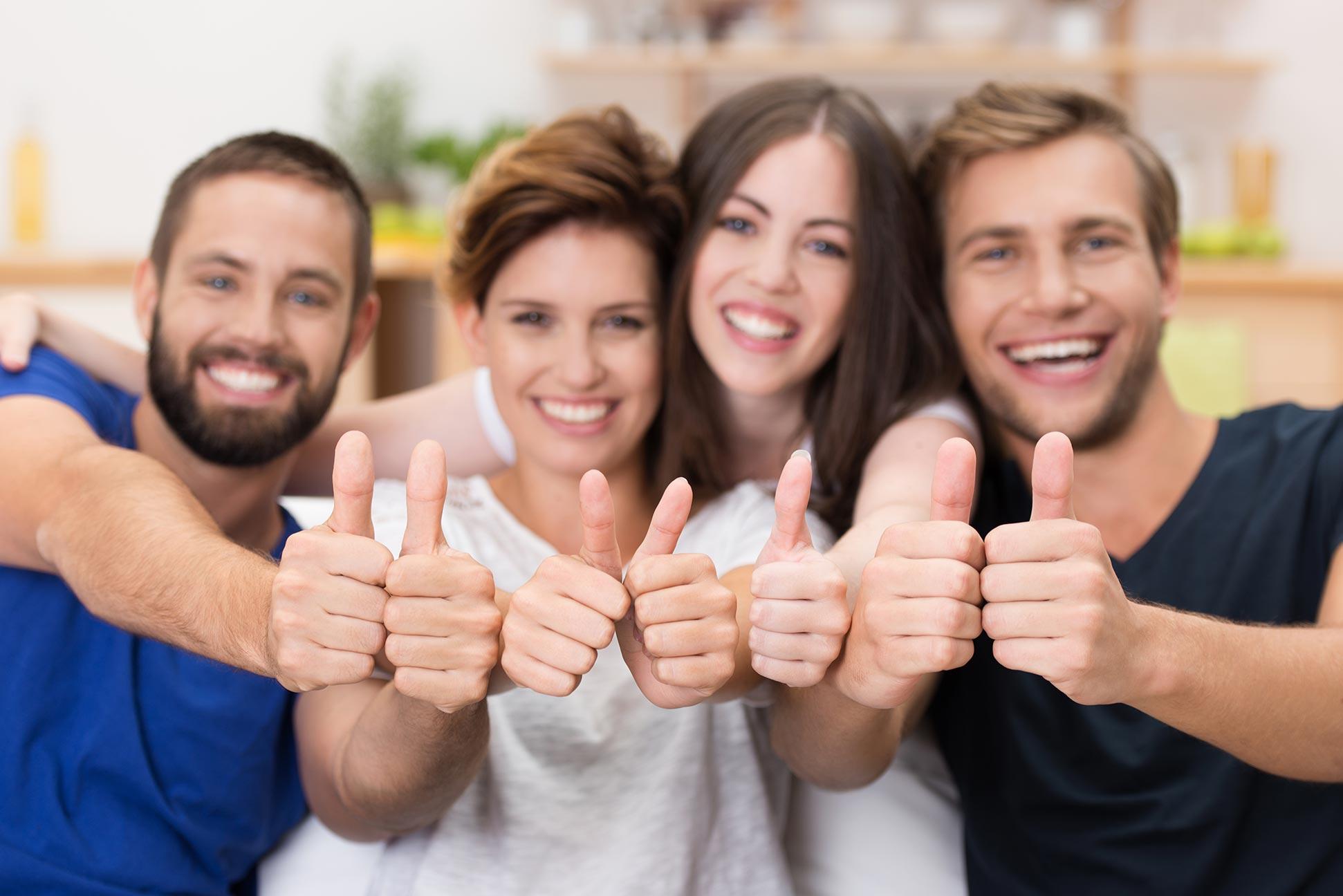 улыбающиеся люди фото нашей подборке найдете